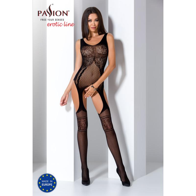 Passion BS064 fekete cicaruha EAN: 5908305951339