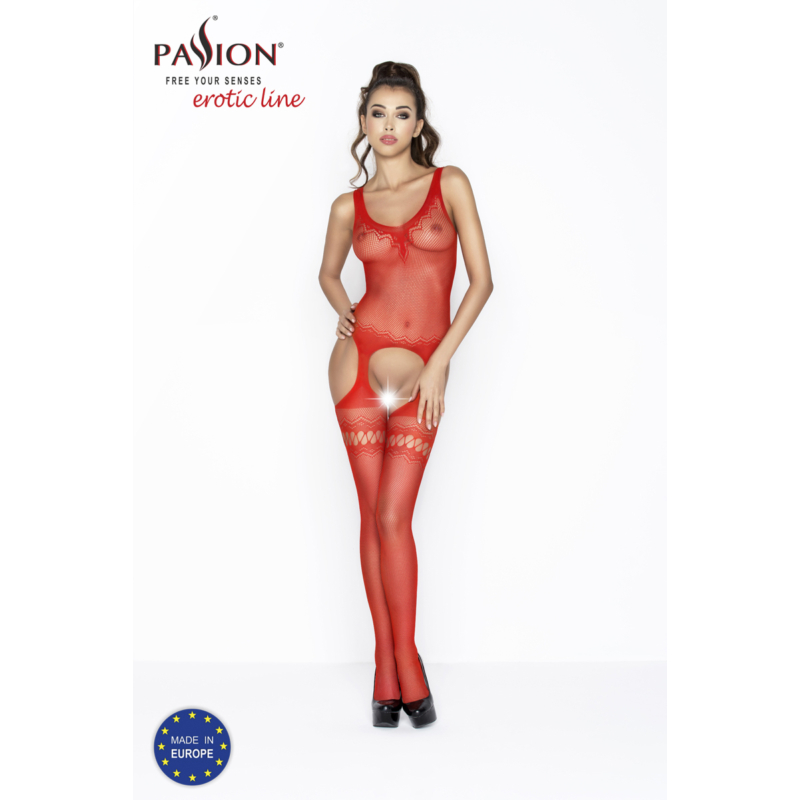 Passion BS038 piros cicaruha EAN: 5908305929772