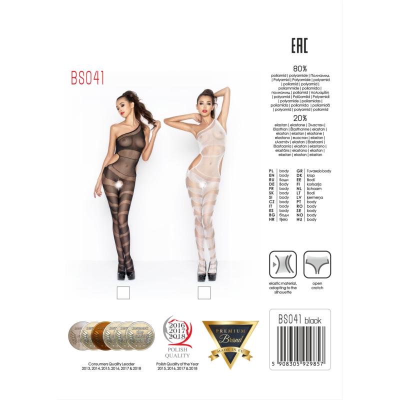 Passion BS041 fehér cicaruha EAN: 5908305929864