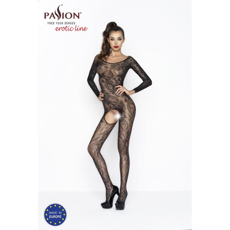 Passion BS042 fekete cicaruha EAN: 5908305929871